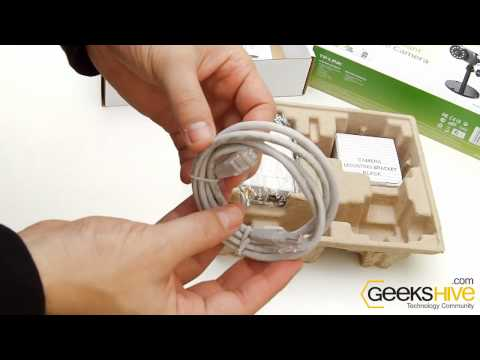 Wireless Day/Night Surveillance Camera TL-SC3171G TP-Link - Unboxing by www.geekshive.com