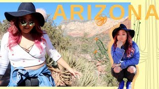 Abandoned in Arizona | Travel Vlog | Salty