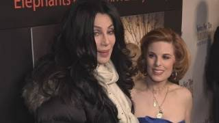 "Cher - ""Elephants And Man, A Litany Of Tragedy"" Premiere In LA (20.01.2011)"