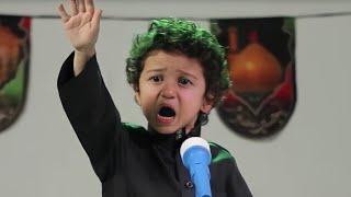 أروع فيديو حسيني لطفل عمره 3 سنوات - البيبي الصغير .. سلمان الحلواجي