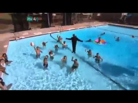 Dynamo le magicien comment marche t il sur l'eau