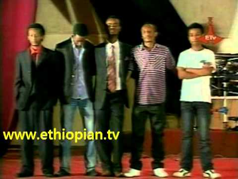 Ethiopian Idol Top 5 Finalists, Part 1 - Clip 5 of 5