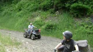 West Virginia 4-wheeling / trail riding