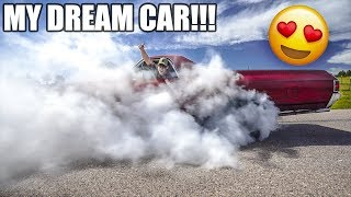 MY DREAM CAR!!! - 420hp FLAMING El Camino