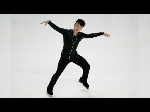 Figure Skater Shaking Things Up with Lil Jon 'Turn Down For What' Routine