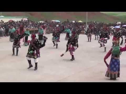 2. Opening Ceremony of Lho Lunkar gon
