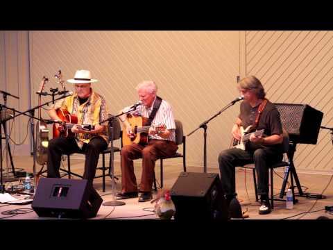 Doc Watson and David Holt - Deep River Blues