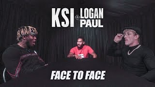 Face to Face: KSI VS LOGAN PAUL 2