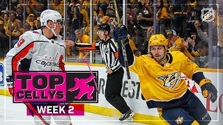Cellys of the Week  Week 2  Kakko, Boychuk, Forsberg  NHL