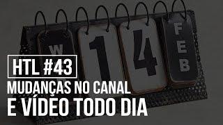 MUDANÇAS E VÍDEO TODO DIA | Heavy Talk Live #43