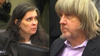 Parents Accused of Holding 13 Kids Captive Had Hands Shackled in Court