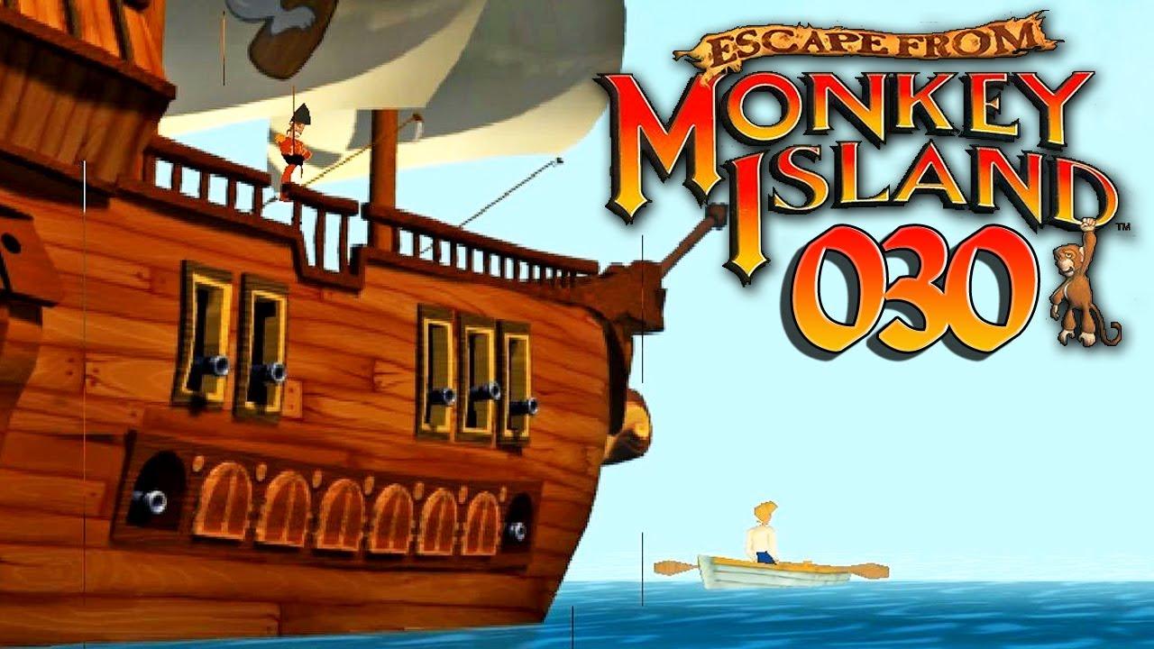 Let S Retro Monkey Island