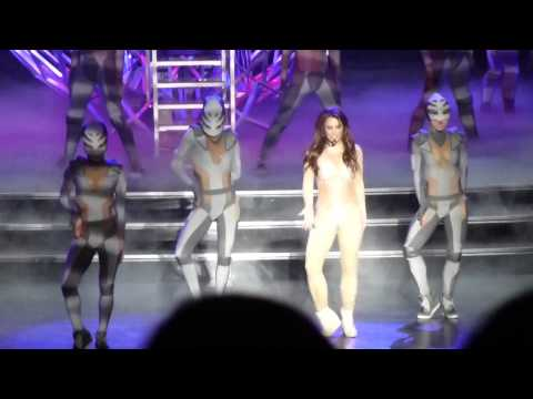Britney Spears – Work Bitch (Planet Hollywood, Las Vegas) 2/7/2014