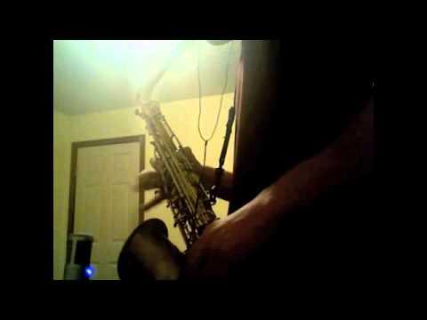 Miley Cyrus-Wrecking Ball (Alto Saxophone Cover)