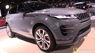 2020 Range Rover Evoque - Exterior and Interior Walkaround - Debut at 2019 Chicago Auto Show