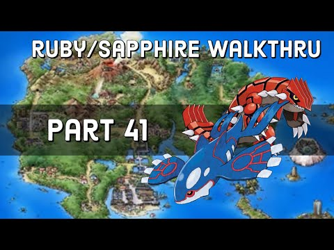Pokemon Ruby/Sapphire Walkthrough - Part 39 - Finding Latias/Southern Island Event/Finding Latios