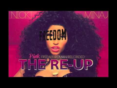 Nicki Minaj - Pink Friday: Roman Reloaded The Re-Up preview