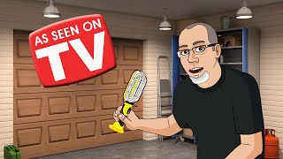As Seen on TV - Garage Gadgets UNBOXING & TESTED!