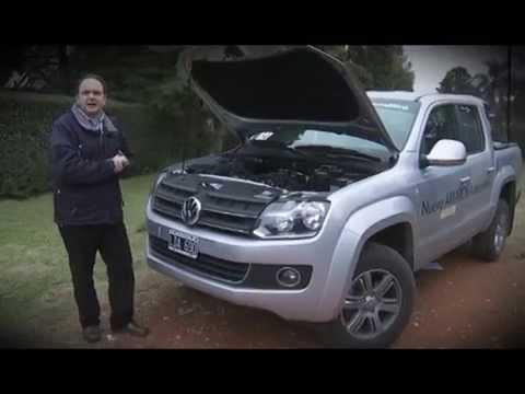 CESVI ARGENTINA - TEST DRIVE VOLKSWAGEN AMAROK