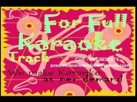 Dhadhang Dhang Karaoke Rowdy Rathor.mp4 video