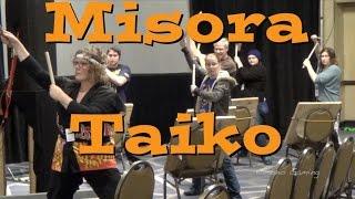 Misora Taiko Anime Detour 2015