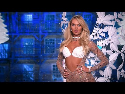 Candice Swanepoel Victoria's Secret Runway Walk Compilation 2007-2016 HD