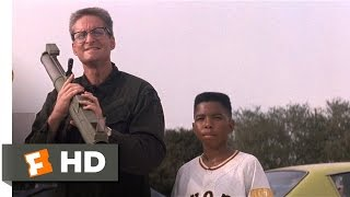 Falling Down (9/10) Movie CLIP - Under Construction (1993) HD