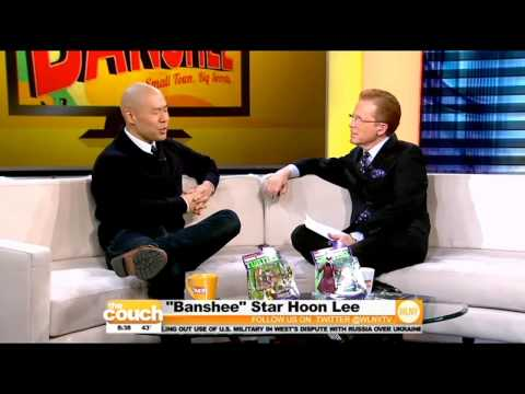 """Banshee"" Star Hoon Lee Visits The Couch"
