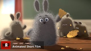 Cute CGI 3D Animated Short Film ** DUST BUDDIES **- Funny Animation by Ringling College