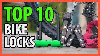 ⭐️✔️ 10 Best Bike Locks 2018 👍🏻⭐️