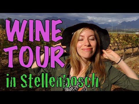 Stellenbosch Wine Tour in South Africa