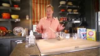 How to Make Homemade Dishwasher Detergent | At Home With P. Allen Smith