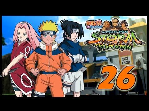 Naruto Shippuden Ultimate Ninja Storm Révolution: Toujours plus nul... | Episode 26 thumbnail