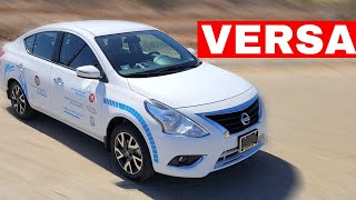 Conoce Nissan Versa 2018 [En Vivo] Sedan Compacto Top Auto Mas Vendido!