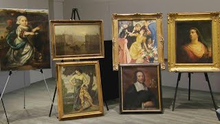 Who Stole Trove of Priceless Artwork Only Just Recovered?