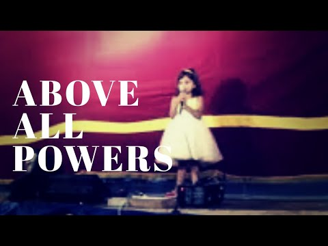 above All Powers- By Irene Pulickal video
