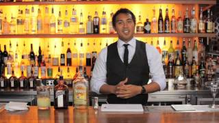 How to make a Margarita cocktail - by Cointreau