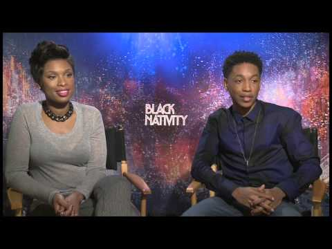 Black Nativity: Jennifer Hudson & Jacob Latimore Offiical Movie Interview video