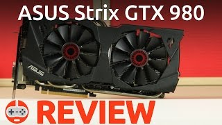 ASUS Strix GeForce GTX 980 Review - Gaming Till Disconnected
