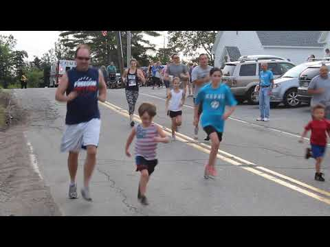 Friendship Day 5k road race and Children's Fun Run