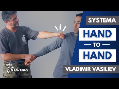 Systema Russian Martial Art by Vladimir Vasiliev. Hand to Hand in Seattle
