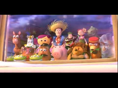 Toy Story. Vacaciones en Hawaii. Barbie & Ken. Preview del cortometraje en español