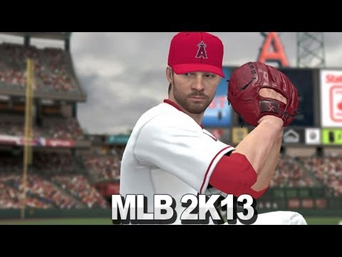 MLB 2K13 My Player Trailer
