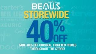 Bealls 40% Off Sale