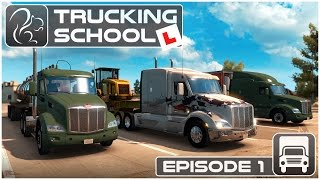 Trucking School - Episode #1 - Controls Setup