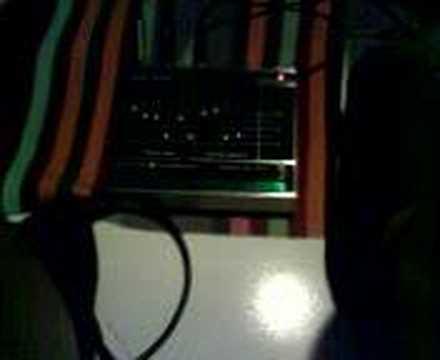 Modded Electro Harmonix Bass Micro Synthesizer