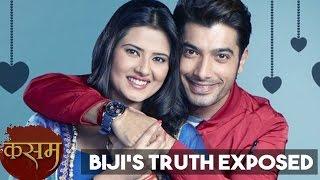 Kasam Tere Pyaar Ki   19th September 2016   Biji's TRANSFORMS Tanuja To Tanu   TRUTH Exposed