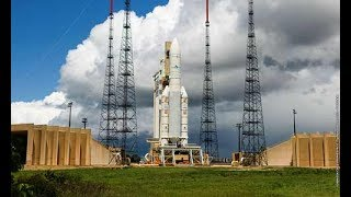 ISRO gets ready to launch GSAT 17 after 5 days from French Guiana