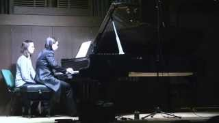 Pavel Karmanov - Past perfect for Piano solo - 2014