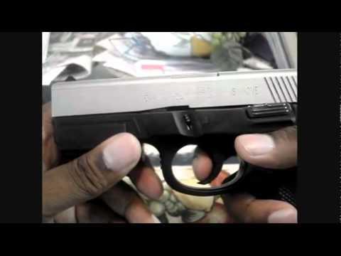 Smith & Wesson Sigma SW40VE .40 S&W